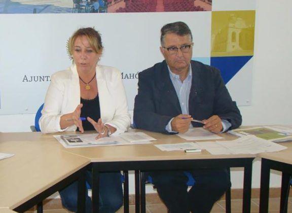 Agueda Reynés y Salvador Botella