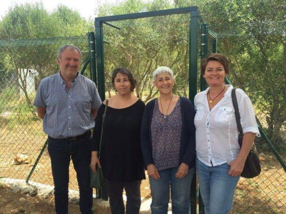 Morlà, Carretero i representants Protectora d'Animals