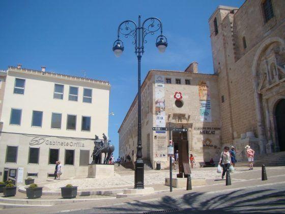 Plaça d'Espanya de Maó