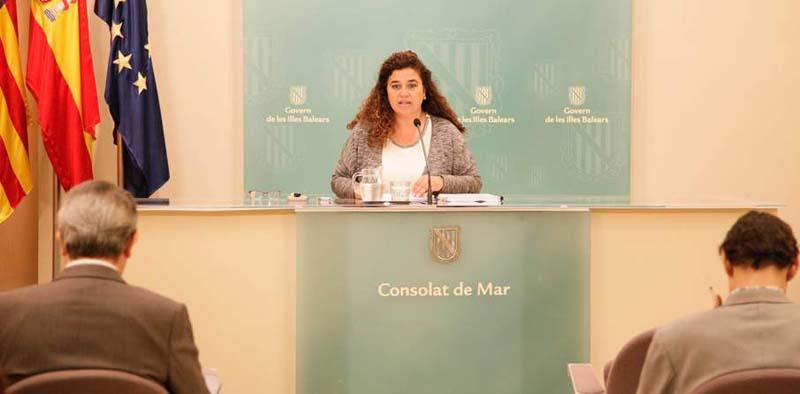 Portaveu Govern Balear