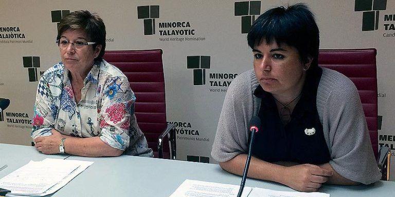 Maria Cabrisas y Laia Obrador
