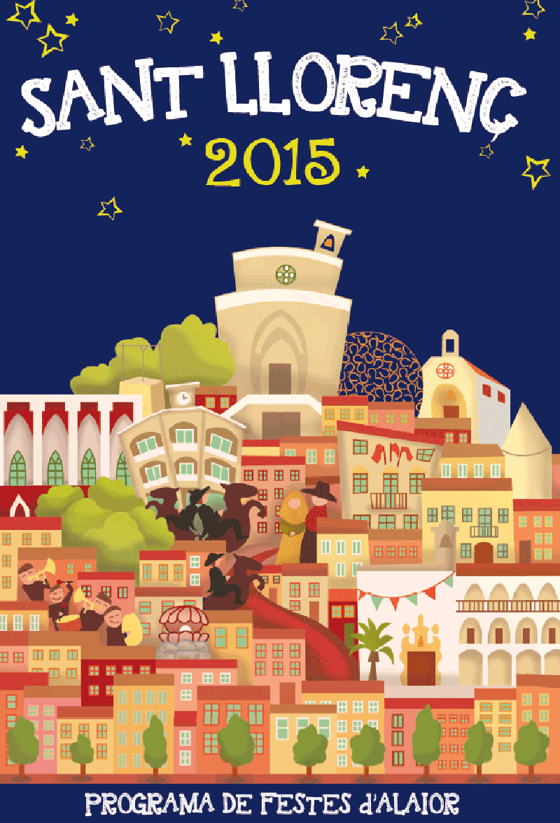 Programa Festes Sant Llorenç 2015