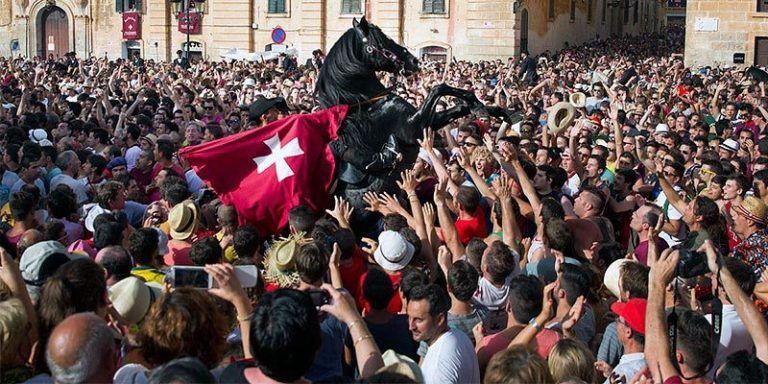 Festes de Sant Joan, Ciutadella de Menorca