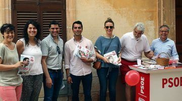 El PSOE dóna suport als joves i els seus projectes de vida