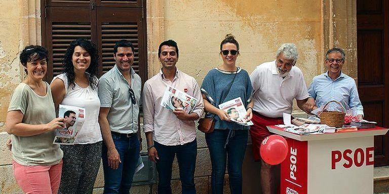 Miquel Company, PSOE