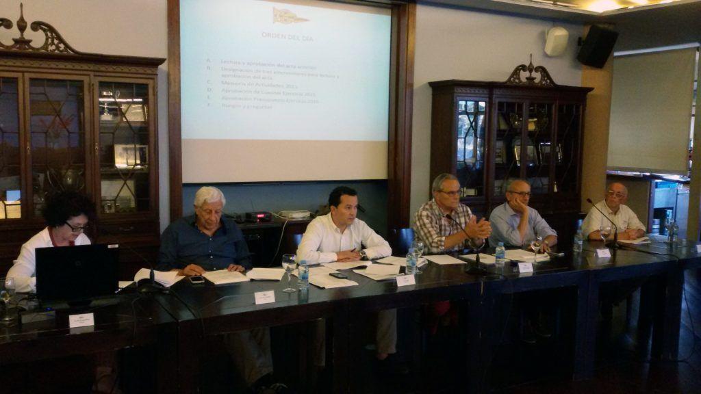 Asamblea General Ordinaria CM Mahón