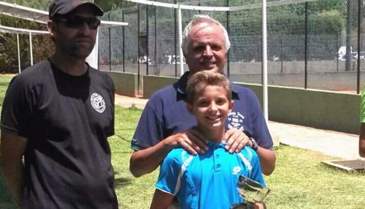 Felipe Virgili campeón de Baleares (y 2)