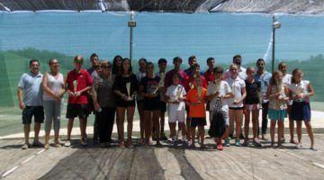 Foto acto entrega trofeos XXVIII Circuit Illes Balears