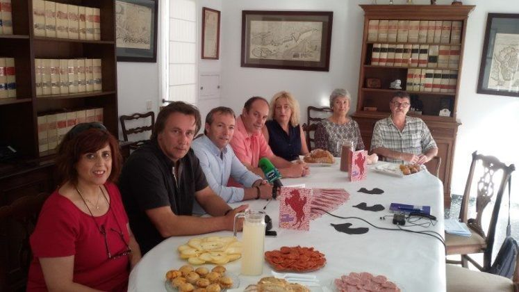 Presentació programa festes Sant Jaume 2016