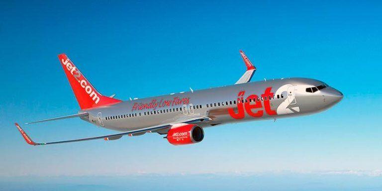 Aeronave de la compañía Jet2.com