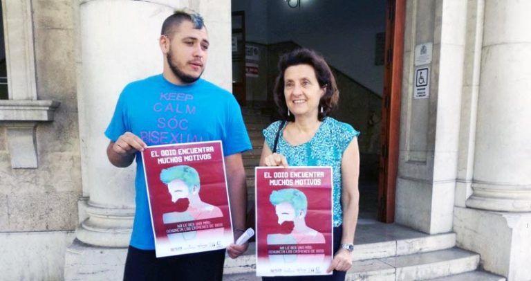 Campanya per a denunciar els delictes d'odi