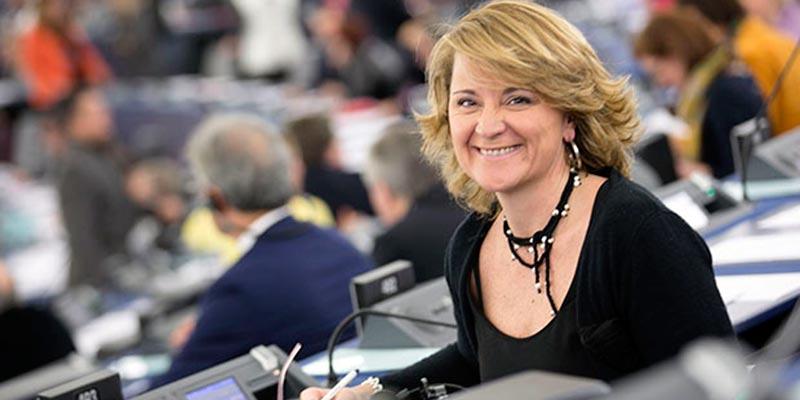 La eurodiputada del Partido Popular, Rosa Estaràs