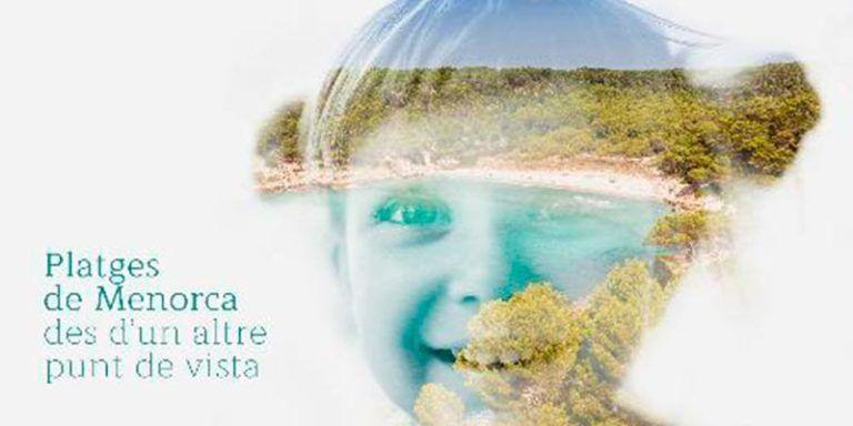 """Imatge de la campanya """"Platges de Menorca, des d'un altre punt de vista"""""""