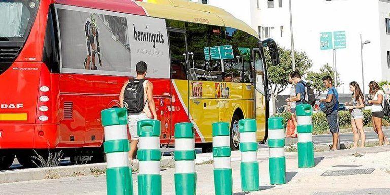 Transport públic a Menorca