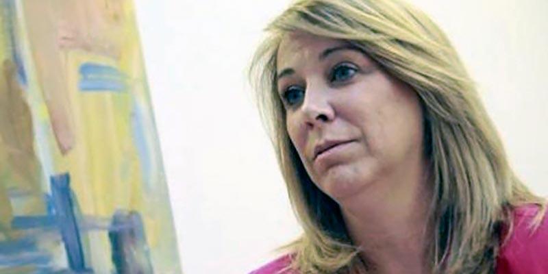 La portavoz del Grupo Popular de Mahón, Águeda Reynés
