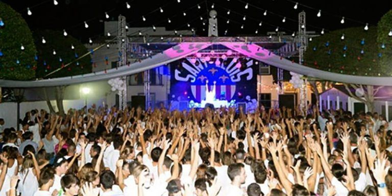 La White Party de Sant Lluís