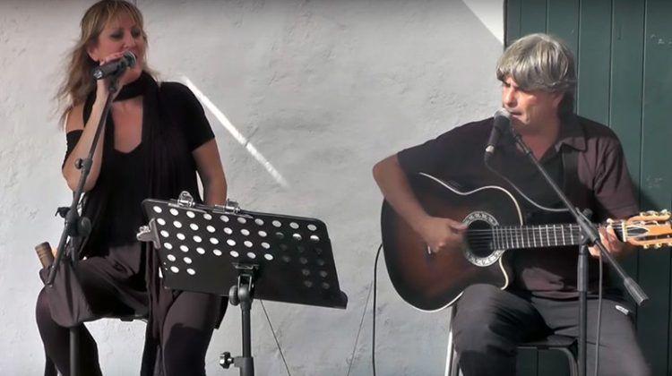 Ita Llopis y Carlos Mangado