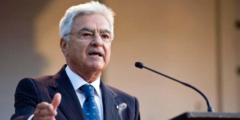 L'advocat penalista Francisco Baena