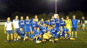 El CCE Sant Lluís guanya al CE Alaior per 3 gols a 1
