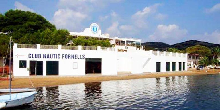 El Club Nàutic de Fornells