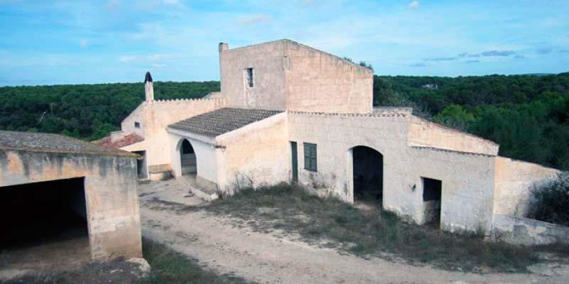 Edificació agrícola a Balears