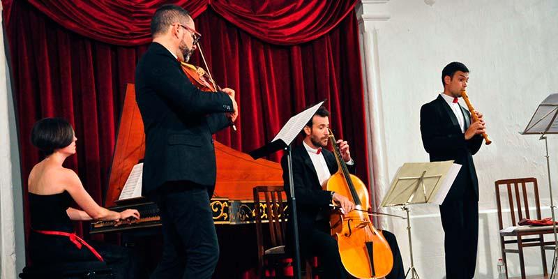 Elcurarojo al Festival de Música d'Estiu de Ciutadella
