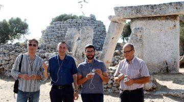 Neix l'audioguia dels jaciments de la Menorca Talaiòtica
