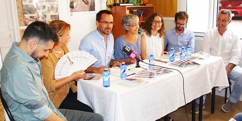 Presentació del programa de les Festes de Gràcia 2016