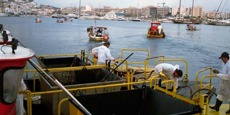 Servei de neteja del litoral