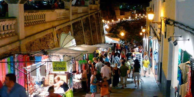 Turisme a Ciutadella