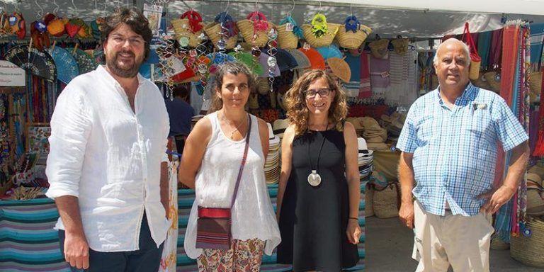 Vicenç Tur, Maria Membrive i Manuela Albaya