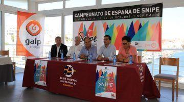 70 Campeonato de España de Snipe