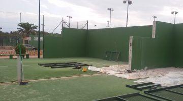 Modernización de las instalaciones del CT Mahón