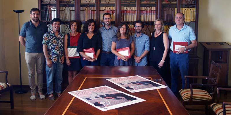 Lliurament dels premis del Concurs de Mostradors de les Festes de Gràcia 2016