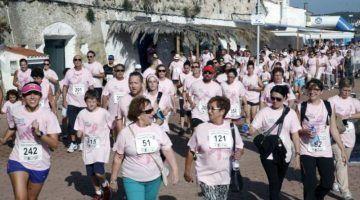 Es Castell celebra la Marcha Todos contra el Cáncer