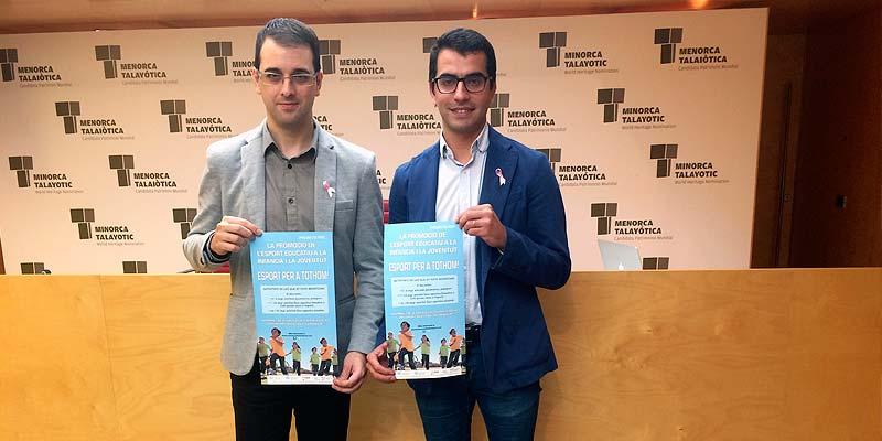 Miquel Company y José Carbonell