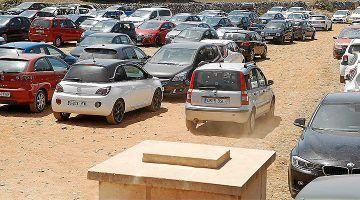 Según PIME el alquiler de vehículos es el sector con peores resultados