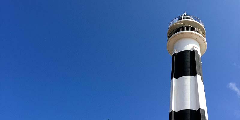 Faro en Cap d'Artrutx