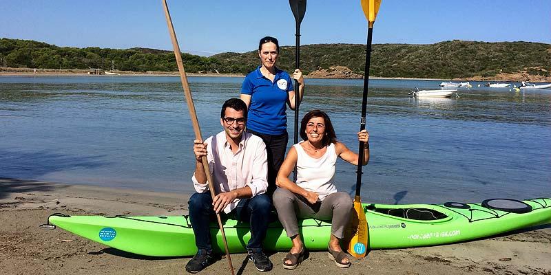 Menorca en Kayak