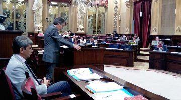 Pleno Parlamento Balear - Modalitats