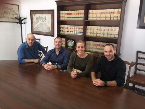 Acto de Constitución del Menorca trial club Es Castell custom