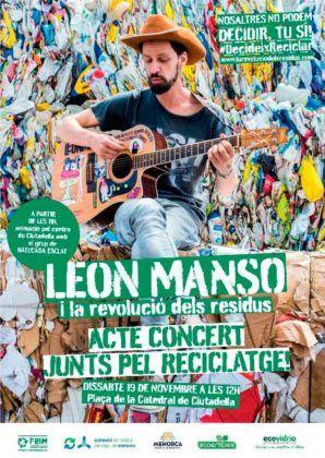 León Mansó - Cartel