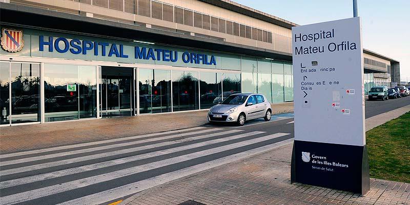 Hospital General Mateu Orfila - HGMO - Mahón - Menorca