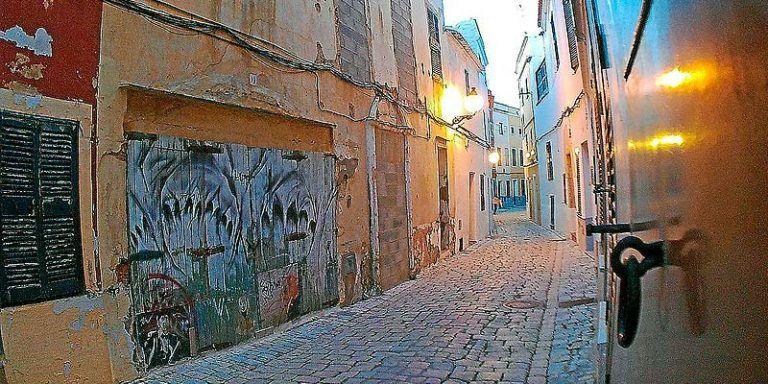 Casco antiguo Ciutadella de Menorca