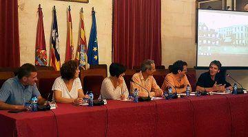Tècnics de la Diputació Foral de Gipúscoa visiten Menorca