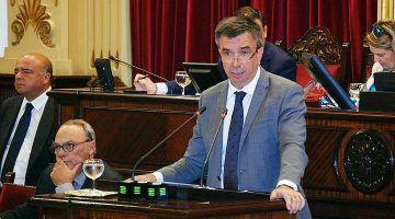 Miquel Vidal - Parlamentari Govern Balear