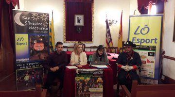 Solidaridad, disfraces y deporte en la San Silvestre