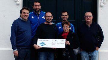 Acciones benéficas gracias a Made in Menorca