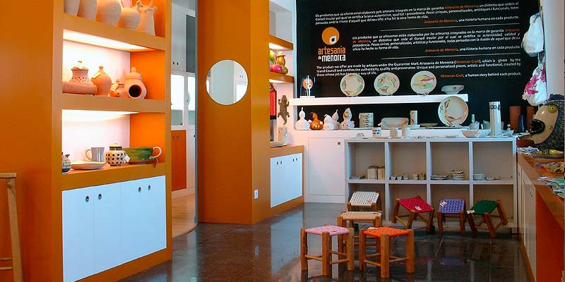 Centre Artesanal - Es Mercadal