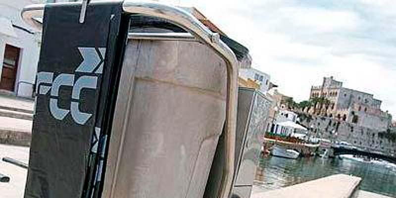 Neteja viaria Ciutadella de Menorca